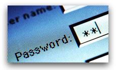 password recupero