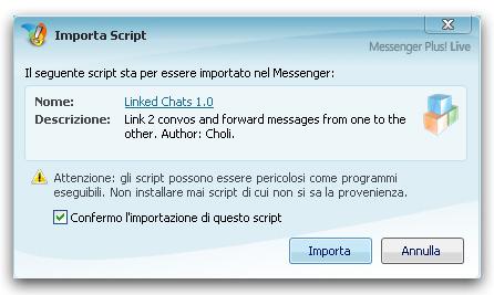 come spiare conversazioni su messenger