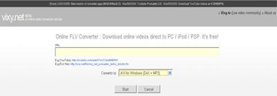 veloce, permette di scaricare il video YouTube in formato flv