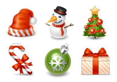 icone e immagini natalizie da scaricare gratis
