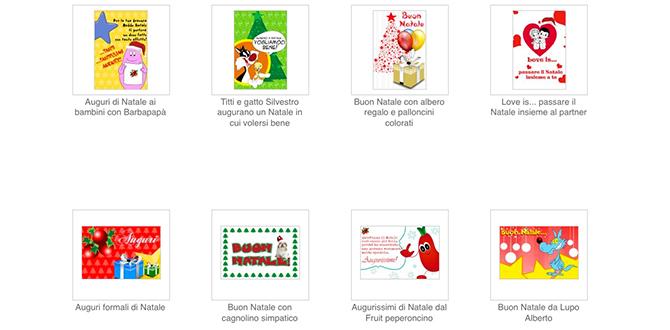 Immagini Natalizie Da Inviare Per Posta Elettronica.Biglietti Auguri Di Natale E Capodanno Elettroaffari It