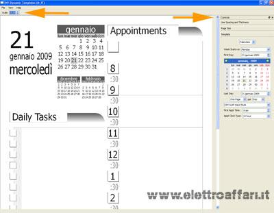Creare un'agenda 2009 gratis da stampare (pdf)