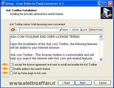 convertire video in flash gratis