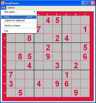 Sudoku gratis da stampare e per giocare da PC
