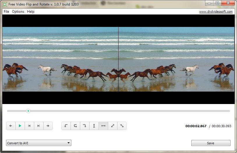 free video rotate