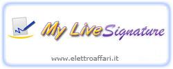 firma personalizzata