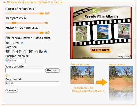 tool per immagini