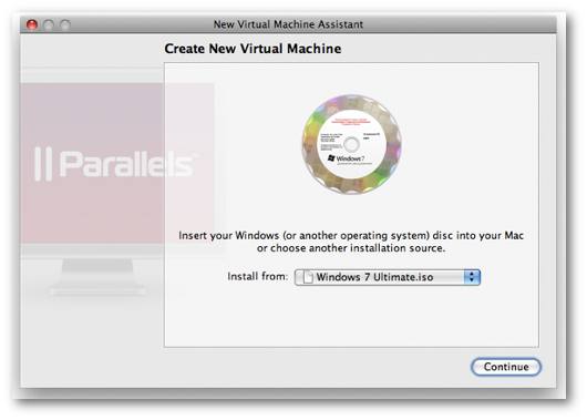 virtualizzare windows su mac