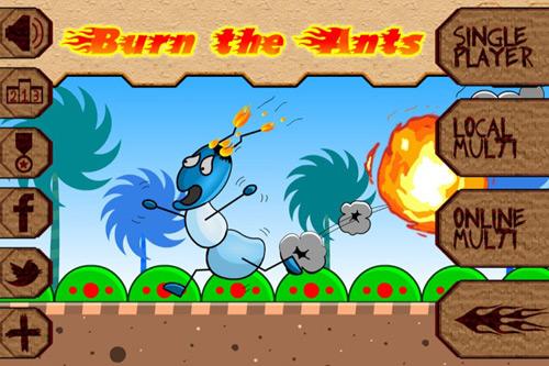 Immagine del gioco Burn the Ants