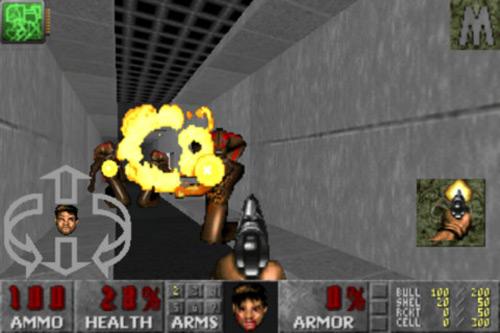 Immagine del gioco DoomsKnightLite
