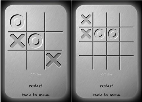 Immagine del gioco Real Tic Tac Toe