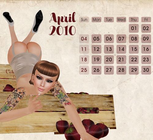 Calendari ragazze nude pic 511