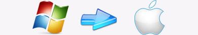 condividere cartelle tra windows e mac