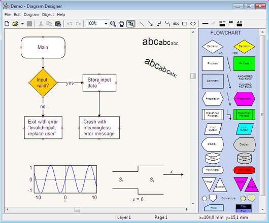 Programma gratis per creare grafici e diagrammi for Programma per creare stanze 3d online