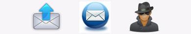 email senza destinatario