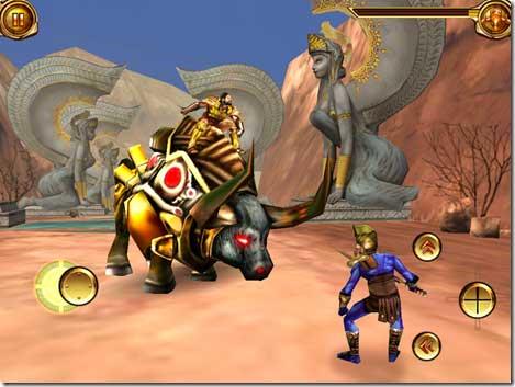 Hero of Sparta II per iPad