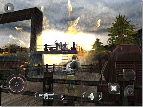 Splinter Cell per iPad