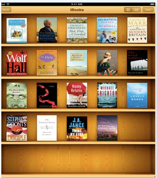 leggere ebook su ipad