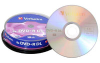 DVD Double Layer per masterizzare giochi