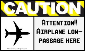 Creare cartelli di pericolo online da stampare