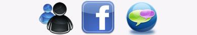 Chat di facebook
