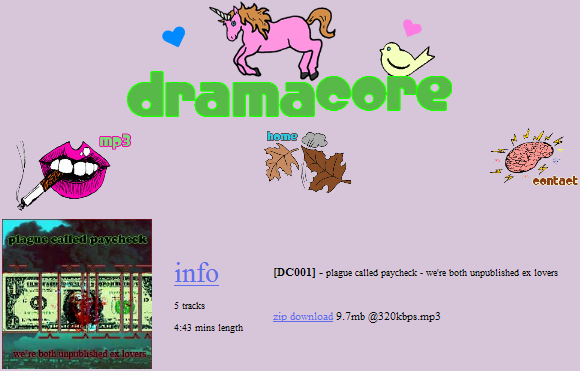 dramacore