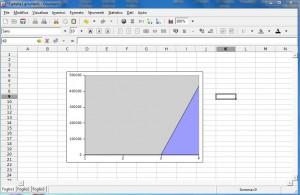foglio di calcolo esempio