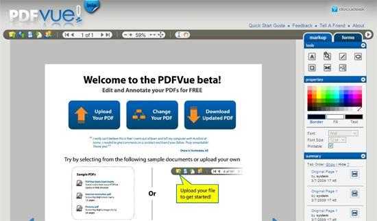 pdf vue