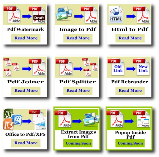 pdfaid home page