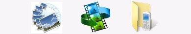 converire video e audio