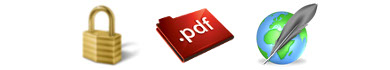 mettere password pdf