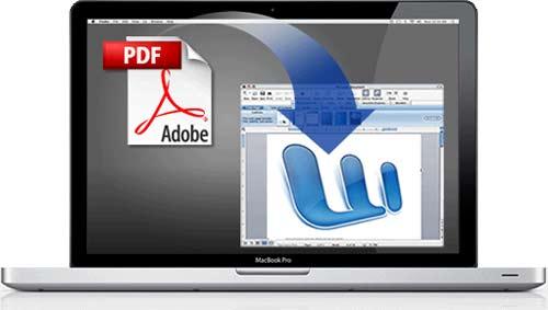 box of pdf to word