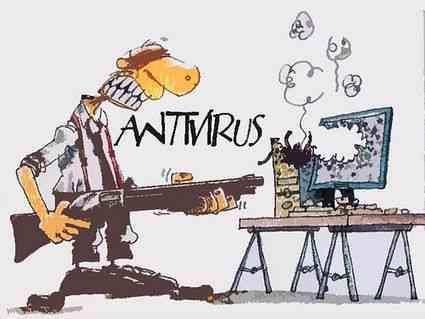 lista antivirus