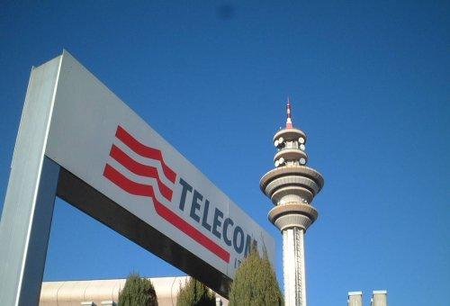 sede telecom Italia