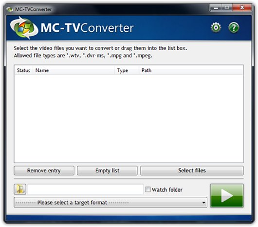mctv converter