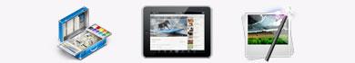 App foto iPad