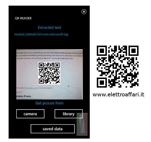 esempio qr code elettroaffari