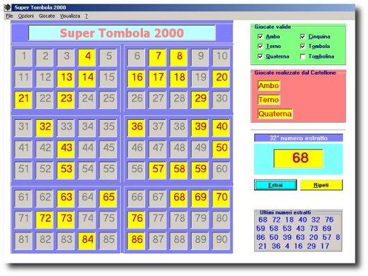tombola 2000