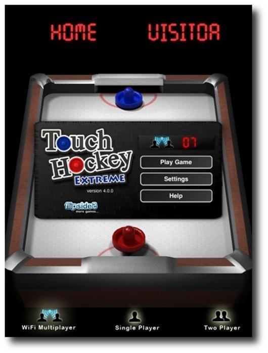 touch hokey
