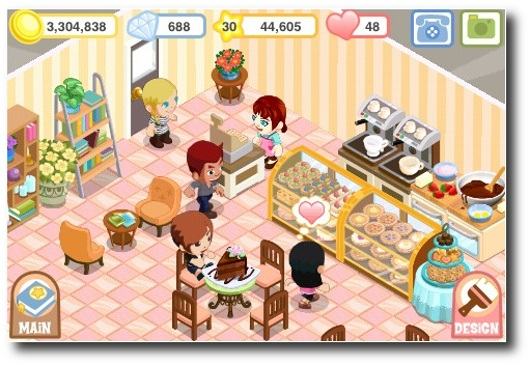 bakery store