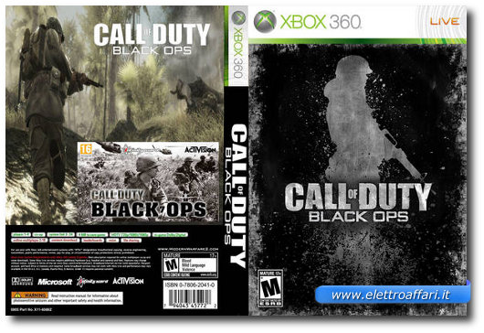 copertina call of duty