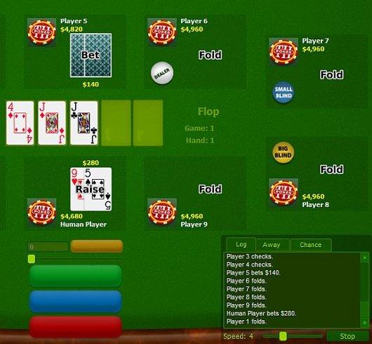 poker in lan