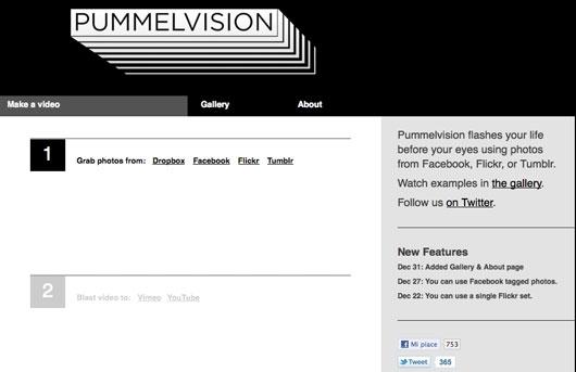 pummel vision per facebook