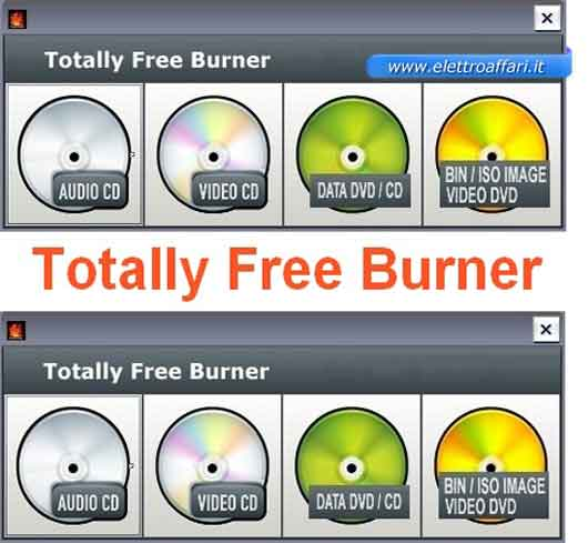 totally free burner