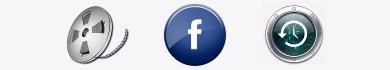 creare video con le foto di facebook