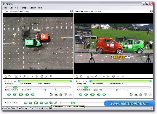 sincronizzazione video