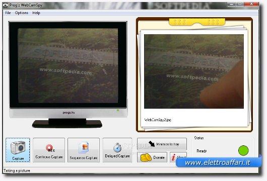 webcam spy