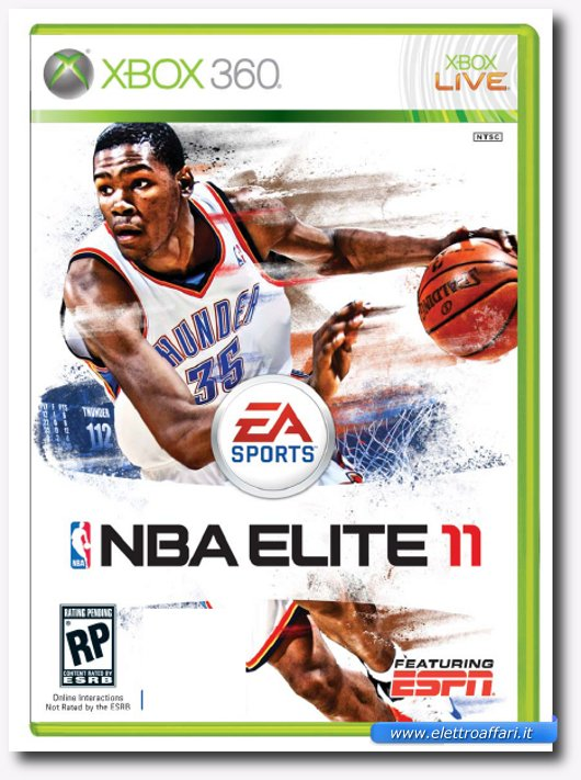 NBA elite 2011