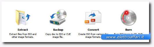 creazione file iso