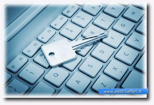 scegliere una password sicura